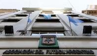 El comienzo del fútbol argentino está en suspenso por una deuda. Foto: AFA
