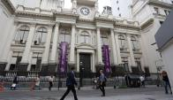 La entidad financiera en el medio de la tormenta por irregularidades. Foto: EFE