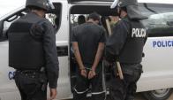 """""""Hay penas, pero los delitos se cometen igual"""", afirmó Pablo González. Foto: Archivo El País."""