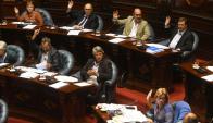 El FA analiza cambios en la ley de inversiones de cara a la próxima Rendición. Foto: F. Flores
