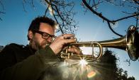 Versátil: Gillespi es trompetista, escritor y comunicador. Foto: Difusión