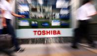 Toshiba. Foto: AFP