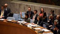 Rosselli dijo que dotará de máxima transparencia al Consejo de Seguridad. Foto: Reuters