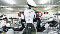 """El disparador de esta revolución es la tecnología, pero el """"éxito será la gente"""". Foto: Reuters"""