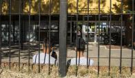 """El sindicato acusa de """"ficticio"""" el inicio de clases. Foto: Mariana Castiñeiras"""