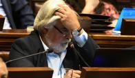 "Bonomi dijo que efectivos de la Republicana actuaron con ""abuso de poder"". Foto: A, Colmegna"