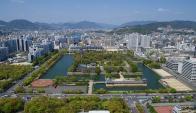 Vista de la ciudad de Hiroshima. Foto: Wikimedia Commons