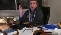 Estudio. Alejandro Balbi hizo el escrito para presentar a la FIFA en defensa de La Celeste. Foto: Ariel Colmegna