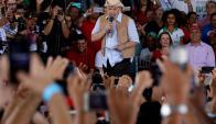 Lula responde preguntas a productores agrícolas en Bahía. Foto: AFP