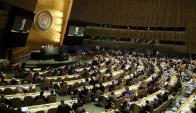 Uruguay presidirá el Consejo de Seguridad durante enero y a mediados de 2017. Foto: EFE