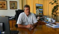 Enrique Antía. Foto: Ricardo Figueredo