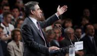 Fillon: el exministro espera dar una sorpresa y quedarse con la nominación. Foto: Reuters