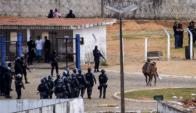 Motín en cárcel de Natal. Foto: EFE