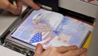 Inmigrantes: EEUU sigue reforzando los controles a viajeros. Foto: AFP