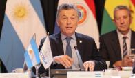 Mauricio Macri. Foto: EFE
