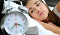 El ritmo de vida actual es una de las causas de insomnio.