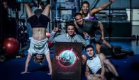 Cirque du Solei estrena el jueves su obra basada en Soda Stereo. Foto: Gentileza Cirque du Solei