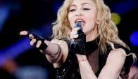 Madonna. Foto: AFP