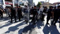 Es el tercer año que Turquía prohíbe la marcha gay. Foto: Reuters