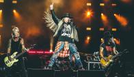 Guns N Roses será parte del Rock In Río. Foto: Difusión