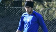 Ayrton Cougo puede volver a ser titular, como ante Nacional. Foto: Francisco Flores