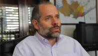 Milton Machado, presidente de OSE. Foto: Archivo de El País.
