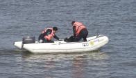 Más de 50 personas fueron rescatadas de las aguas en lo que va del verano. Foto: Archivo El País