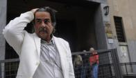 """El fiscal Zubía consideró que cada vez hay más """"desparpajo"""" de los delincuentes. Foto: M. Bonjour"""