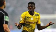 Ousmane Dembélé entiende que el Dortmund está trancándole el pase al Barcelona