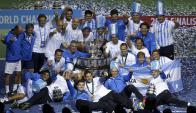 Argentina. Conquistó la Copa Davis por primera vez y ahora debe defender el título.
