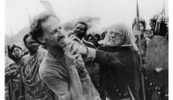 Werner Herzog y Klaus Kinski