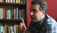 """""""El Plan Ceibal y el Ineed son las islas de racionalidad dentro del sistema educativo"""". Foto: F. Flores"""