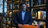 Francesc Bosch, experto en leucemia de adultos. Foto: Ariel Colmegna