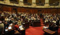 La reunión de Diputados se inicia a las 15 horas. Foto: Fernando Ponzetto