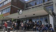 """Pérez: """"Vamos a tener una demanda insatisfecha en centros de UTU"""". Foto: A. Colmegna"""