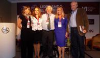Silvina Rocha, Anabela Aldaz, Roberto Canessa, Elena Tejeira, Pablo Vierci.