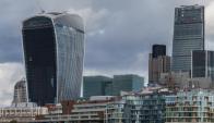 Walkie Talkie: es el nombre con el que el edificio es conocido popularmente. Foto: Wikimedia