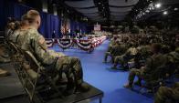 Trump advirtió a Pakistán que deje de apoyar a grupos talibanes. Foto: Reuters