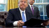 Con apenas 6 meses en Casa Blanca, ya renovó a parte de su equipo. Foto: Reuters