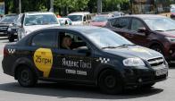 Mayoría. La rusa Yandez.Taxi se quedará con un 59,3% de la nueva empresa. (Foto: Reuters)
