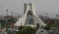 La capital de Irán ha sido siempre un foco de tensión con EEUU. Foto. Archivo