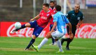 Uruguayo Especial. Como en el torneo pasado, Santiago Romero volverá a ser titular hoy. Foto: Fernando Ponzetto