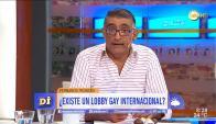 Fernando Frontán en Desayunos informales. Foto: Captura.