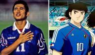 Kazuyoshi Miura, el futbolista que inspiró a Oliver Atom de Super campeones.