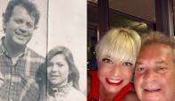 El recuerdo de Karina a su papá, Carlos (@KarinaVignola)