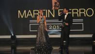 Una vez más, Fabbiani y Kaczka, conducirán la ceremonia desde el Hilton. Foto: Difusión