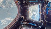 Estación Espacial Internacional. Captura Google Street View