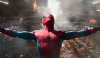 Spider Man. Foto: Difusión