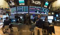 Acciones: Dow Jones y S&P 500 al alza. Foto: AFP