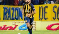 Hernán Menosse jugará en Granada. Foto: Rosario Central Oficial.
